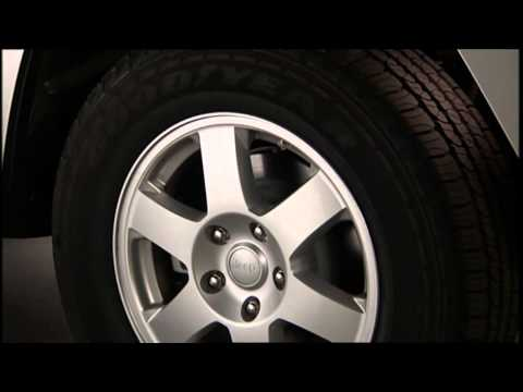 2014 Jeep Compass | Tire Pressure Monitoring System
