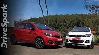 Tata Tiago JTP and Tigor JTP First Drive Impressions — DriveSpark