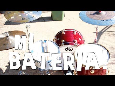 Mi BATERIA! - El DrumBlog