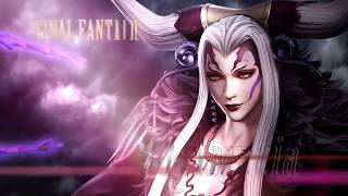 Dissidia Final Fantasy NT 'Ultimecia' Spotlight Trailer