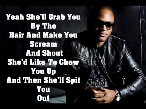 Taio Cruz Ft. Pitbull - There She Goes Lyrics video