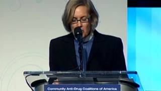 CADCA's 14th Annual Drug-Free Kids Campaign Awards Dinner - Reverend Ann Gillespie