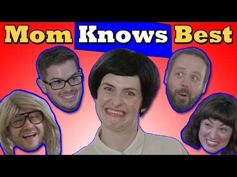 Mom Knows Best! Sex Talk video
