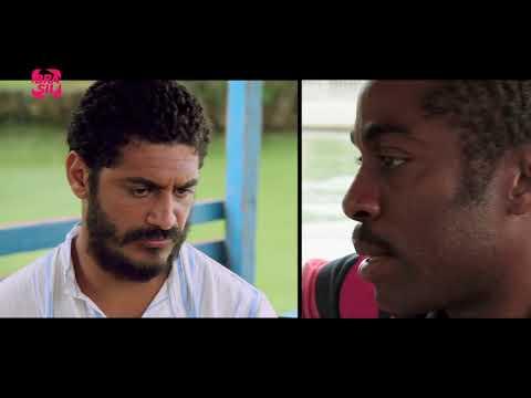 Criolo e Lázaro Ramos no programa Espelho | Canal Brasil
