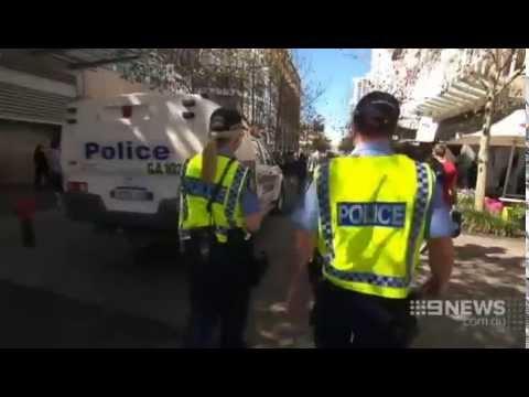 Police Body Cameras | 9 News Perth