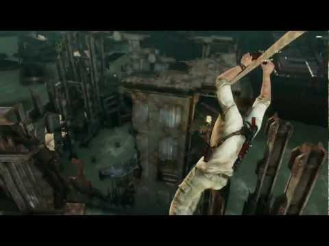 Uncharted 3 - Türkçe Fragman
