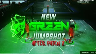 BEST JUMPSHOT AFER PATCH 7 FOR ALL ARCHETYPES NBA 2K19! BEST JUMPSHOT NBA 2K19! GREENLIGHT JUMPSHOT