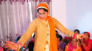 लगी जब नाटी सिरमौर वालिए तो कुछ इस तरह हुआ पहाड़ी डांस || Himachali Dance ❤️ || Latest Pahadi Song