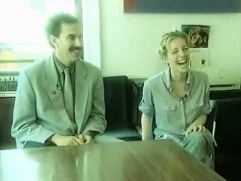 Borat dating service skit