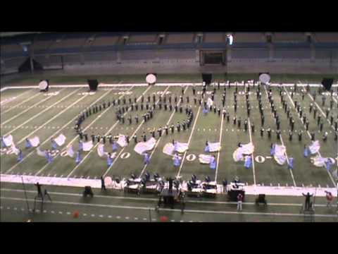 Brazoswood Band Vertigo - 2010 State Marching Contest