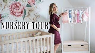BABY GIRL NURSERY TOUR | Elanna Pecherle