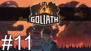 Goliath PC Game - Arena Battles - Part 11 Let's Play Goliath / Gameplay