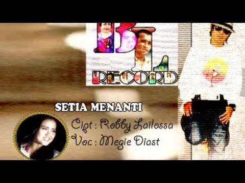 MEGIE DIAST - SETIA MENANTI (Official Music Video)