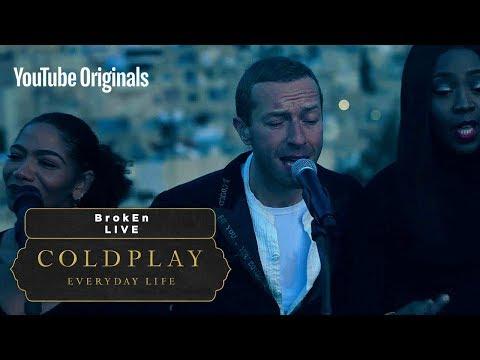Download Coldplay - BrokEn Live in Jordan Mp4 baru