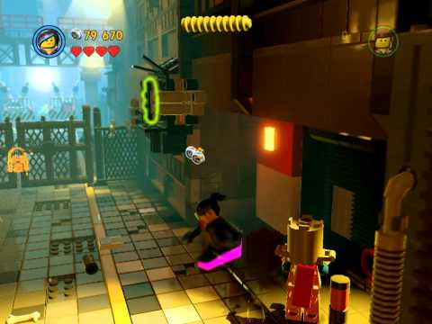 Lego Movie:The Video Game-КАК ЛЕГО-ПОБЕГ(2)