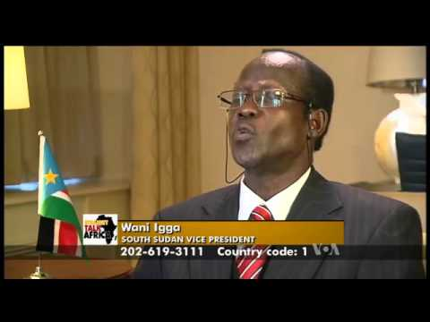 Straight Talk Africa - Implementation of South Sudan Peace Agreement.