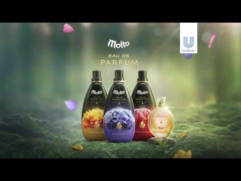 Molto Eau De Parfum : Keharuman Mewah dari Bunga Perancis Pilihan