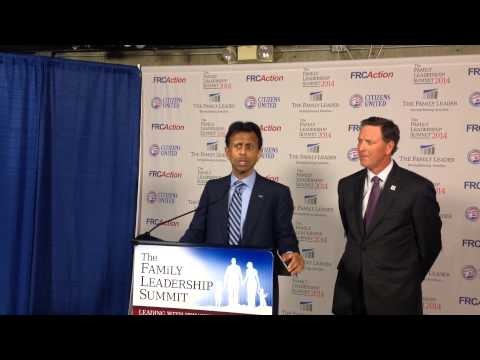 Bobby Jindal on Common Core Lawsuit