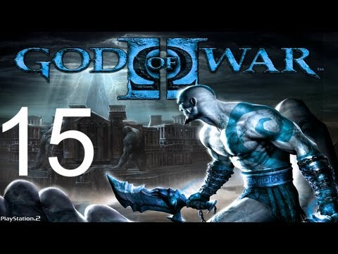 God of War II - Walkthrough Chapter 22 - Euryale's Defeat