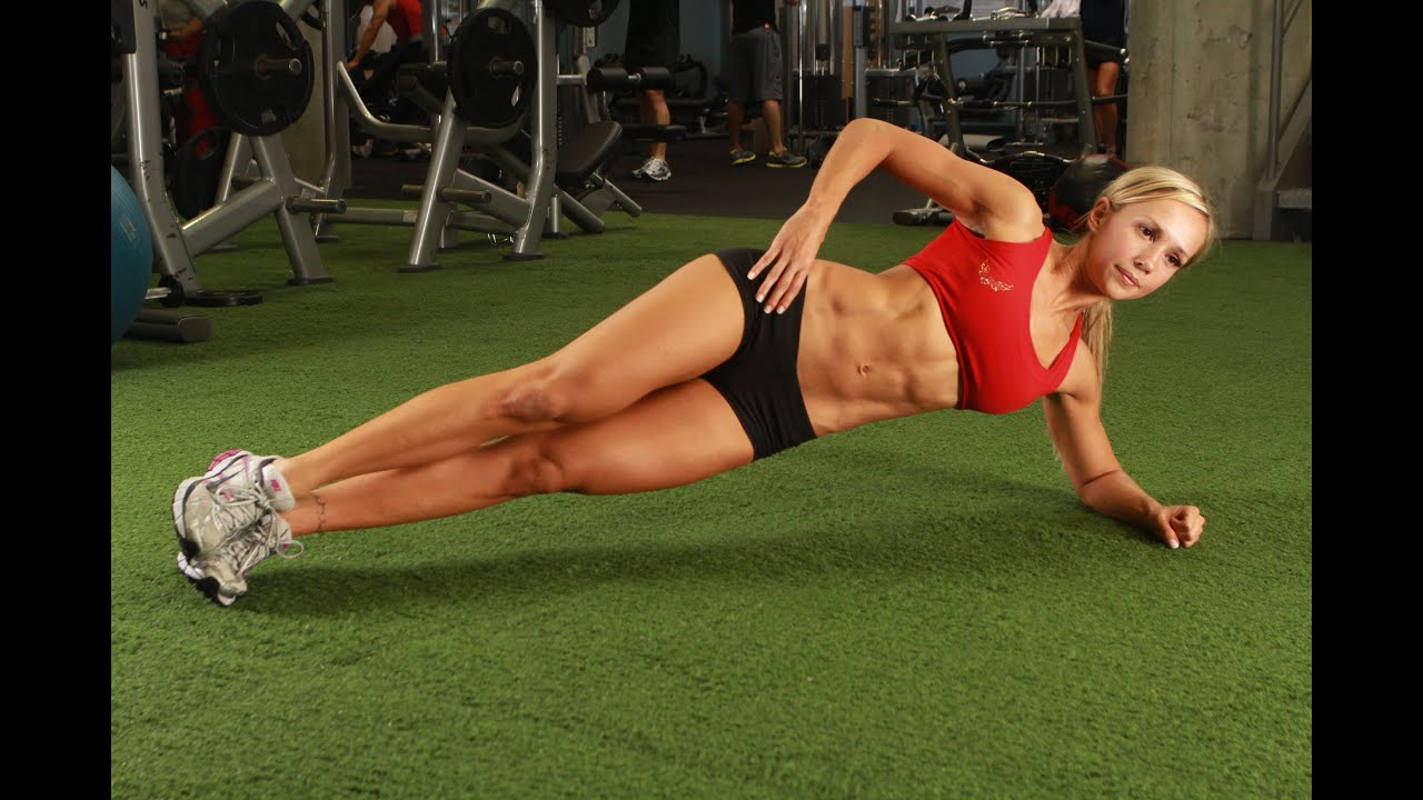 Best Lower Ab Exercise for Women: Hanging Hip Raises - YouTube