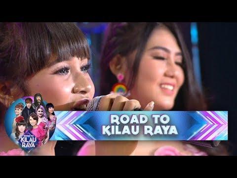 Ini Baru Keren! Tasya Rosmala feat Via Vallen DITINGGAL RABI - Road To Kilau Raya (211)
