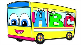"""Nursery Rhymes Collection Vol. 1"" - Wheels on the Bus & More, Baby Toddler Kids Learning Songs"