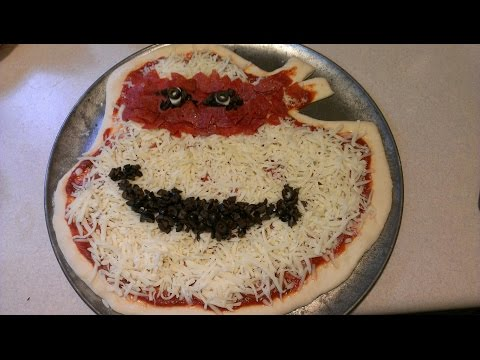 How to Make a Teenage Mutant Ninja Turtle Pizza - Fast and Easy
