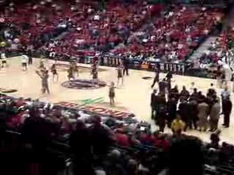 University of Arizona Wildcats Basketball Bear Down Video