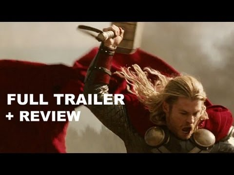 Thor The Dark World Official Trailer 2013 + Trailer Review : HD PLUS