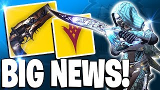 Destiny 2 - NEW EXOTICS, NEW SUPERS, Dregs Promise! Taken Weapons Return, New Trailer & More!