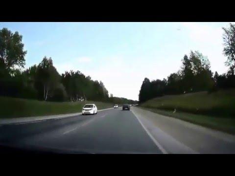 Случаи на дорогах за секунду до смерти !!