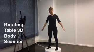 Bodi.Me 3D Body Scanner - Lightweight and Affordable