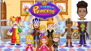 My little princess:Castle (By My Town Games LTD) - Best app for kids