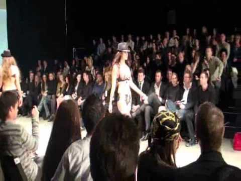 NZ Fashion Week Lingerie Show 2011.wmv