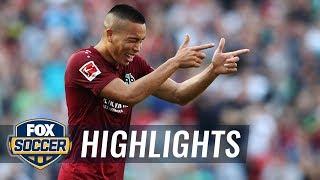 Hannover 96 vs. VfB Stuttgart   2018-19 Bundesliga Highlights