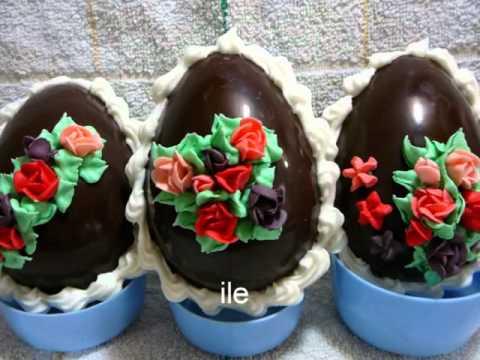 La cocina de ile huevos de pascua ideas para decorar - Ideas para decorar cocina ...