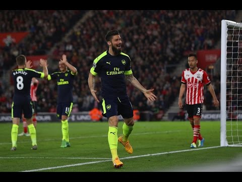 Southampton 0-2 Arsenal l Match Review💥AFTV Young Gunz💥