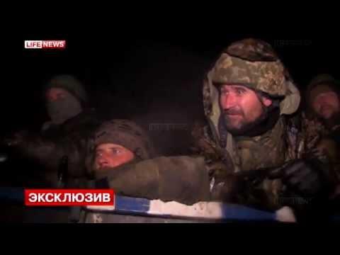 Моторола встретился с киборгами аэропорт Донецка УКРАИНА НОВОСТИ СЕГОДНЯ
