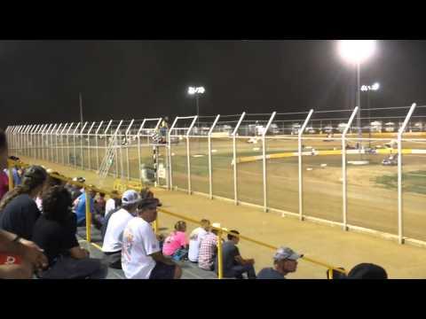 ASCS National Tour Outlaw Motorsports Complex 6/20/14