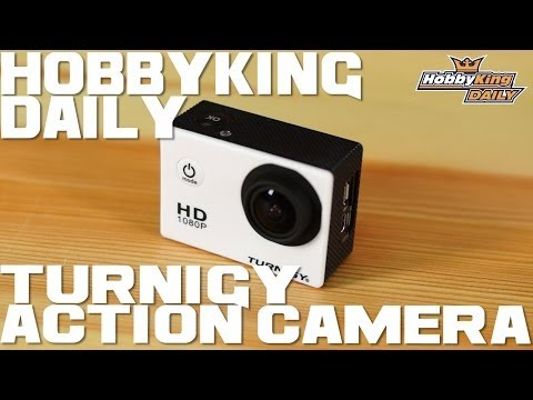 HobbyKing Daily - Turnigy HD ActionCam Vs Gopro 3
