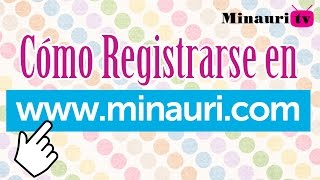 Cómo Registrarse ( How to register )