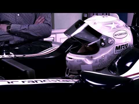 Randstad F1 Williams Team - Susie Wolff