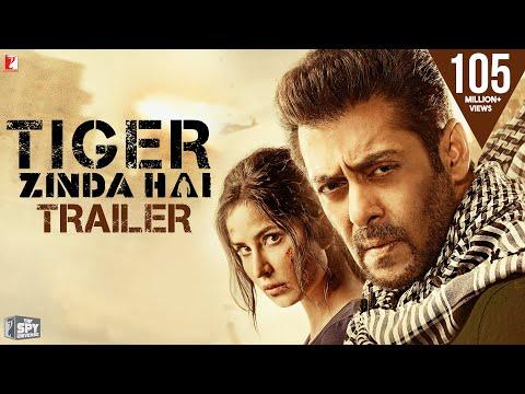 Tiger Zinda Hai | Official Trailer | Salman Khan | Katrina Kaif