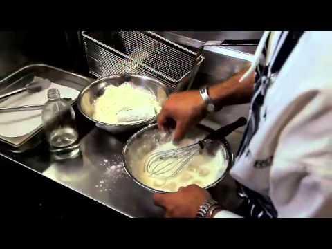 Tempura Alpaca Tenderloin Recipe