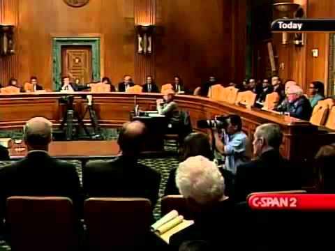 Bernie Sanders Grills Ben Bernanke (1) [1/18/2007]