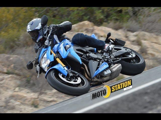Vid�o Essai Suzuki 1000 GSX-S : Un Gex � poil !