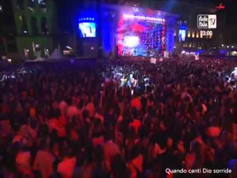 Laura Pausini @ RADIO ITALIA LIVE IL CONCERTO 2014