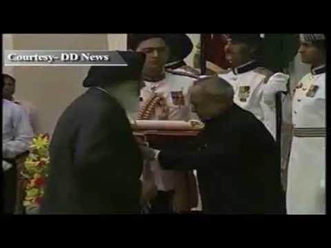 President of India presents Bharat Ratna and Padma Awards