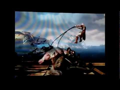 GOD of WAR ASCENSION  E3 2012 DEMO