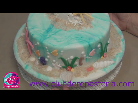 Como Decorar Tortas - Video Curso